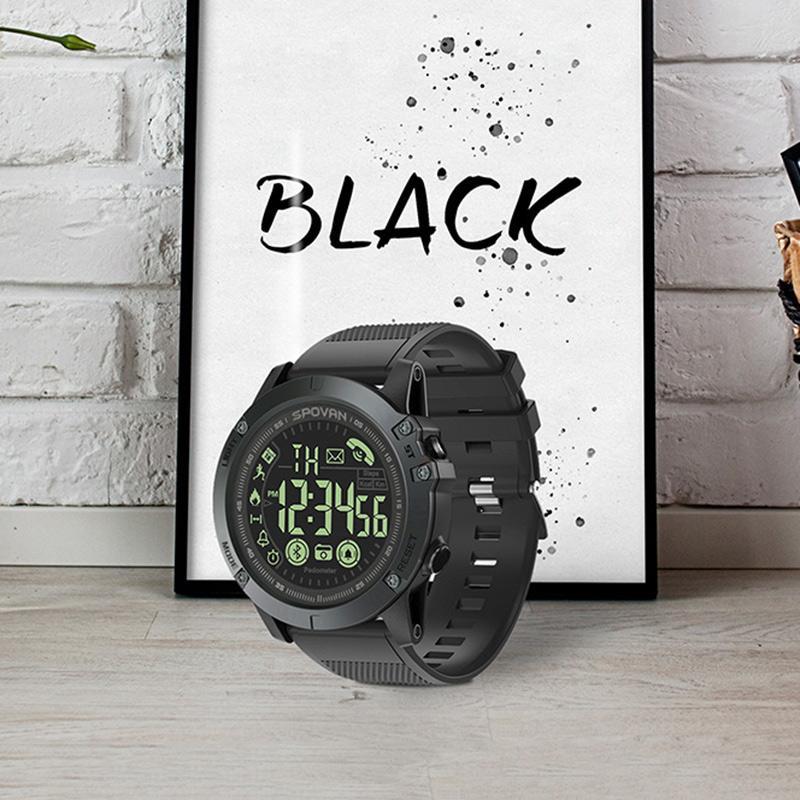 ee35adaa409e Comprar Celulares Reloj Digital Deportivo Para Hombres Con Podómetro ...