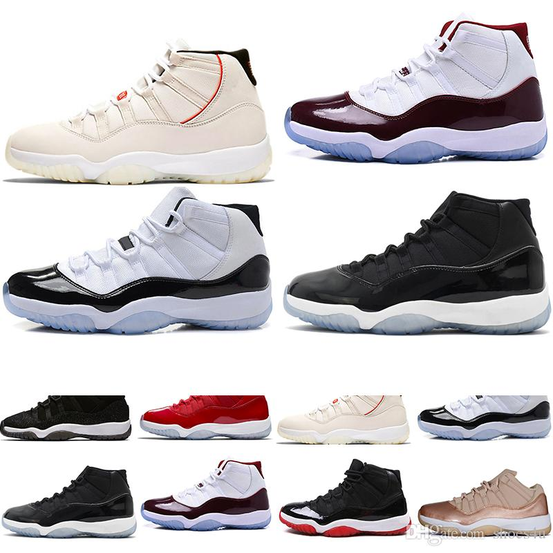 Cheap New 11 Space Jams Bred Number 45 Best New Concord Basketball Shoes  Men Women Shoes 11s Gym Red Navy Gamma Blue 72 10 Sneakers Designer  Basketball Shoe ... 1cf63482a