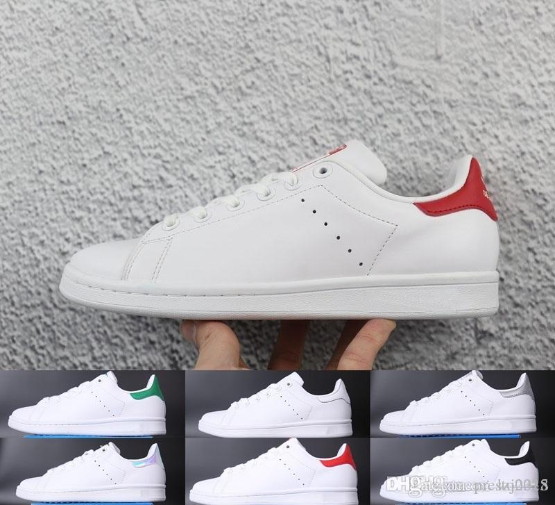 Sneakers White Lovers Men Smith Boost Trainers Shoes 36 Stan