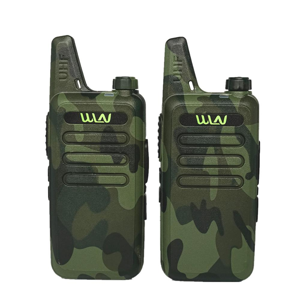 WLN KD-C1 Wireless Walkie Talkie C1 two way Radio Car Racing Mini KDC1 CB Ham Radio Station Handheld Portable FM Transceiver