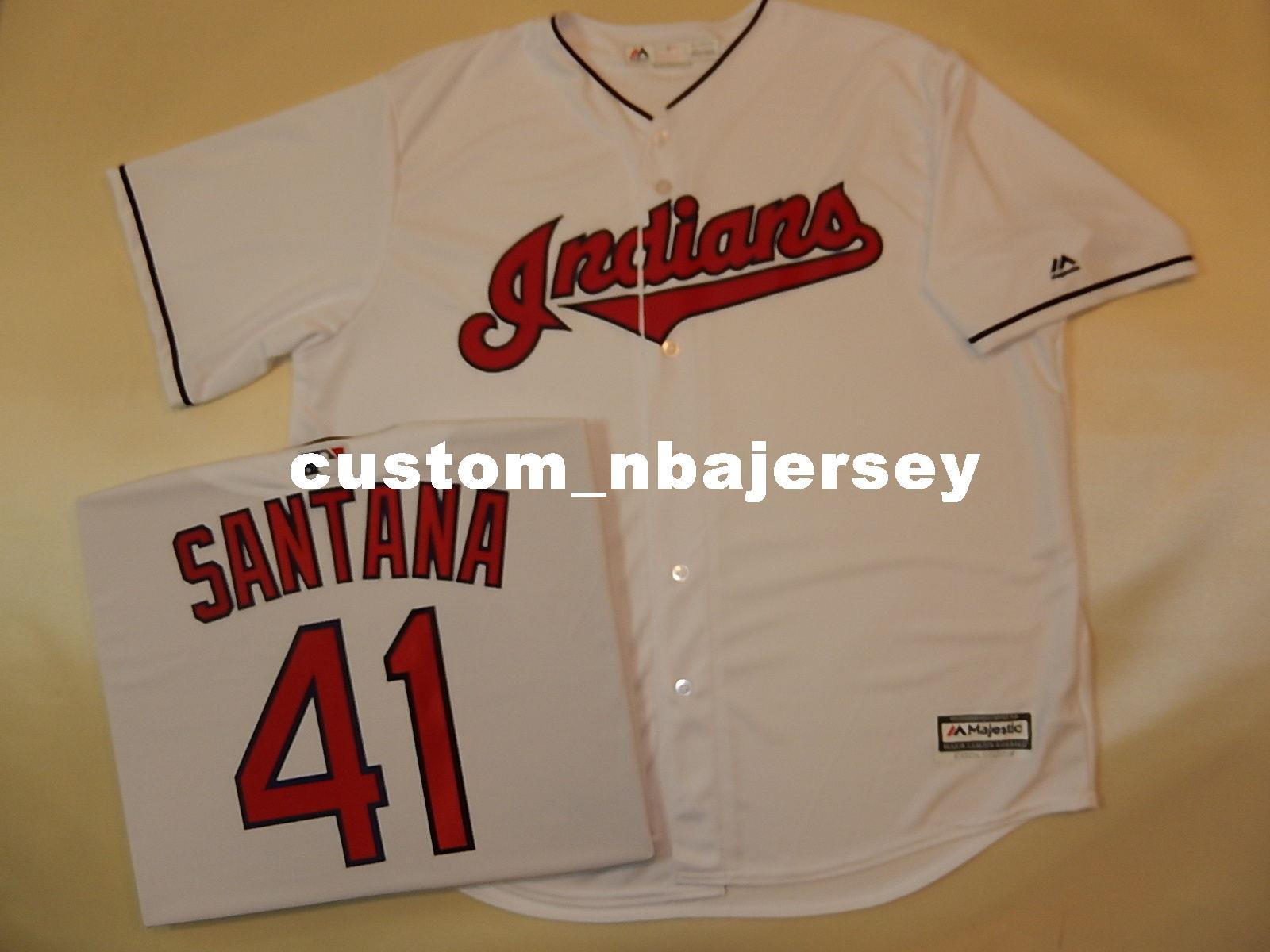 ... coupon 2019 cheap custom carlos santana sewn cool base baseball jersey  new stitched customize any name ede3c0b2a
