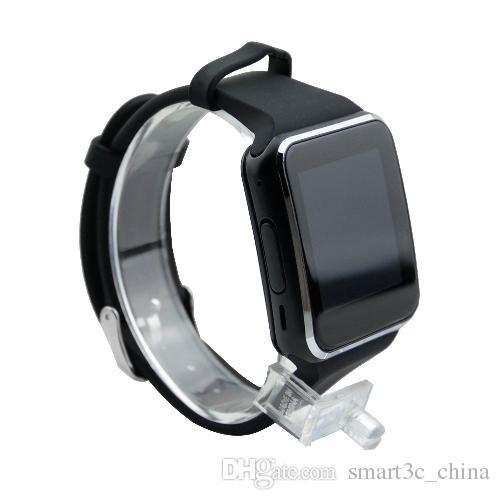 Comprar Relojes Baratos NUEVO Reloj Smartwatch Curved Screen X6 Smart Watch  Con Ranura Para Tarjeta SIM TF Con Cámara Para Samsung Android Smartwatch  ... 0912716dc67