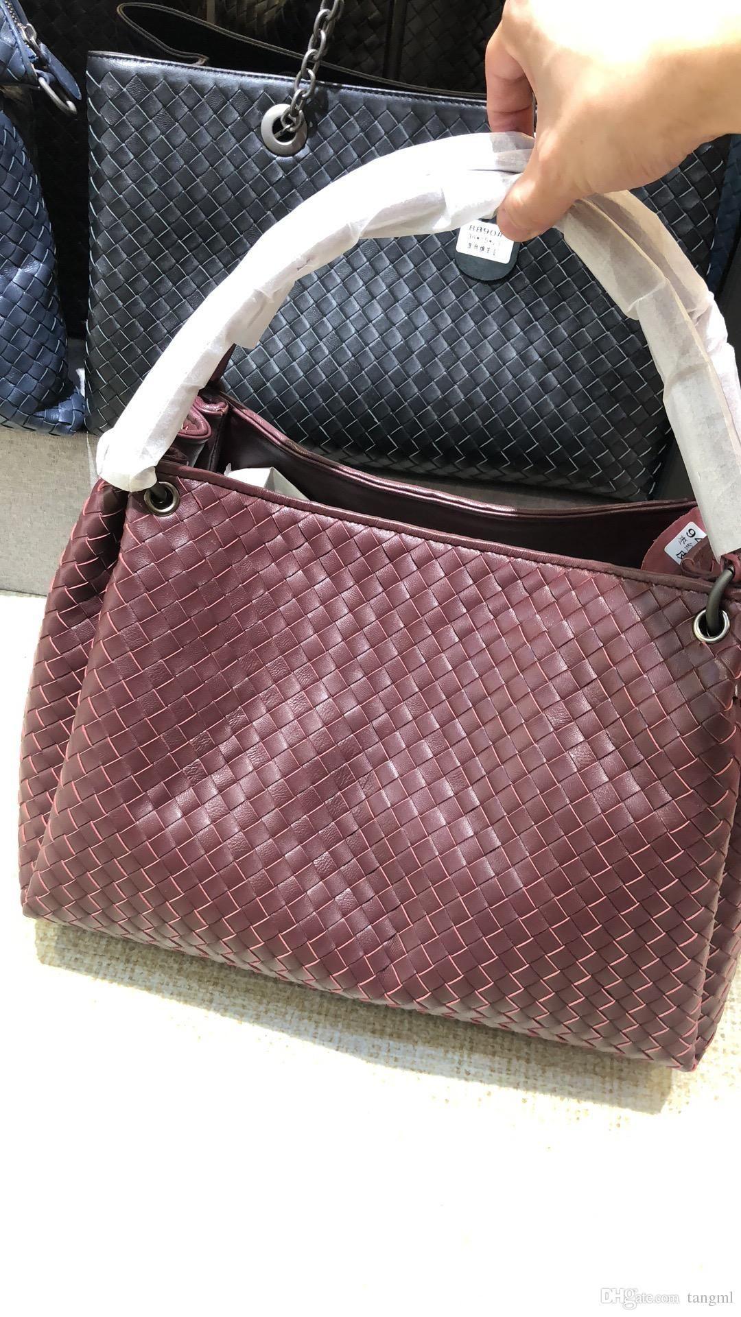 Acquista Donne Moda Materiale Handmade Borsa Alluncinetto Classico
