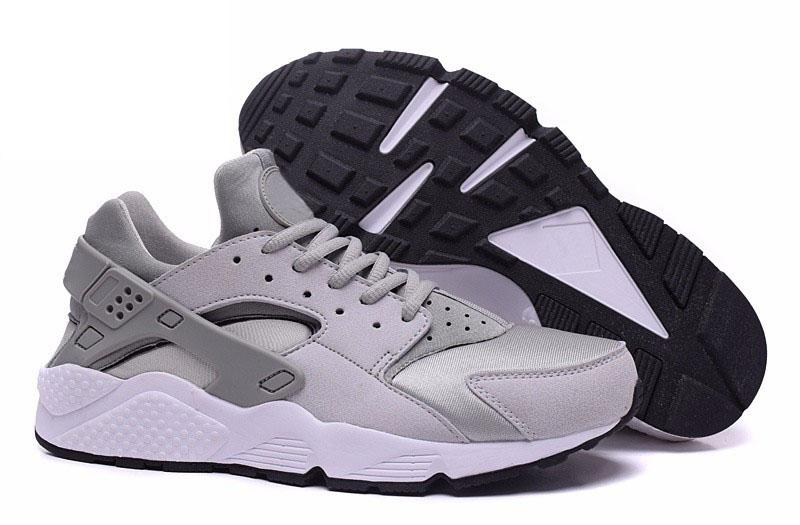 45ea9eddf5e5 2018 Cheap Air Huarache 2 II Ultra Classical All White And Black Huaraches  Shoes Men Women Sneakers Casual Shoes Size 36 45 Online For Sale Boat Shoes  Shoes ...