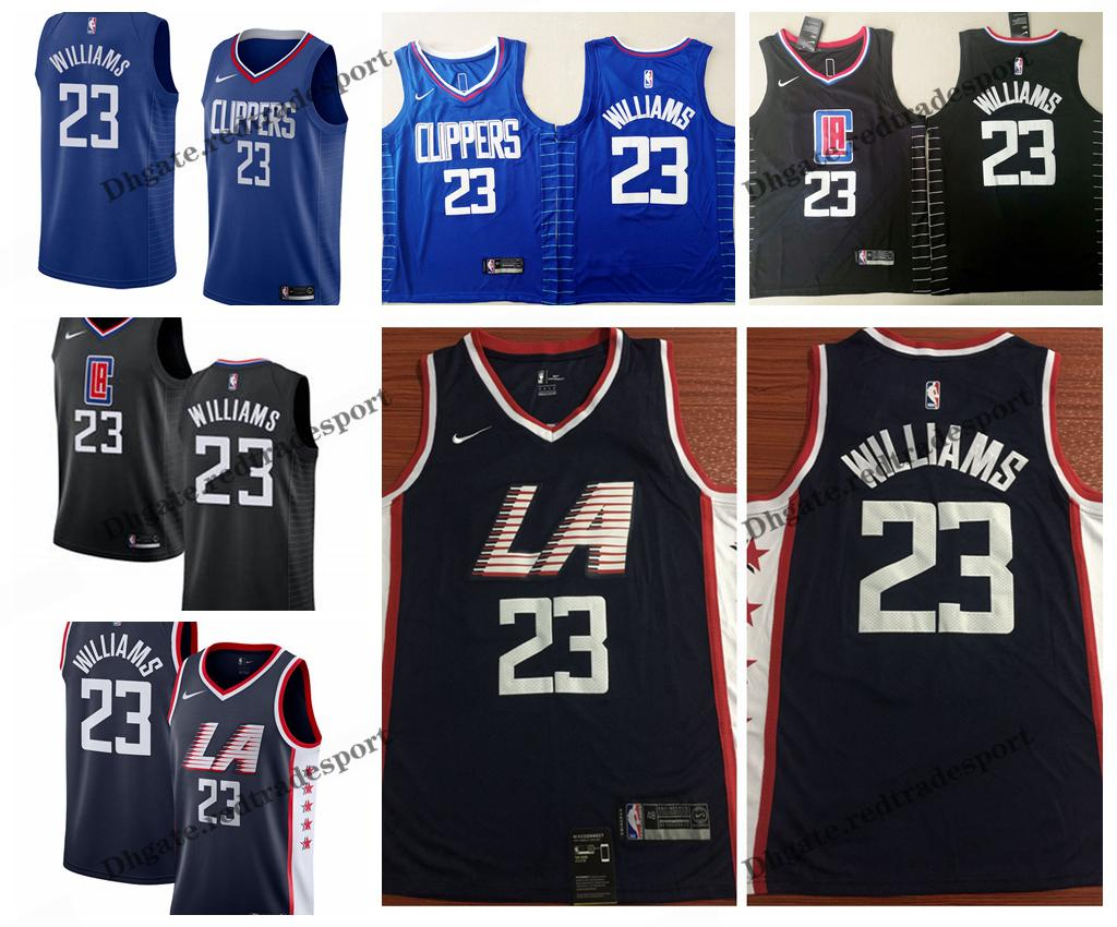 best service d2950 b30ad 2019 Earned #23 Los Angeles Lou Williams Clippers Edition Basketball  Jerseys Cheap City Lou Williams Edition Stitched Shirts S-XXL