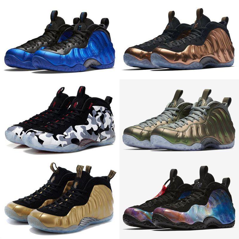 3659857ae81 Cheap Penny Hardaway Casual Shoes Mens Man Grey 1 One Pro Mike Rust Island  Copper Tech Fleece Concord Phoenix Classic Foam Shoe