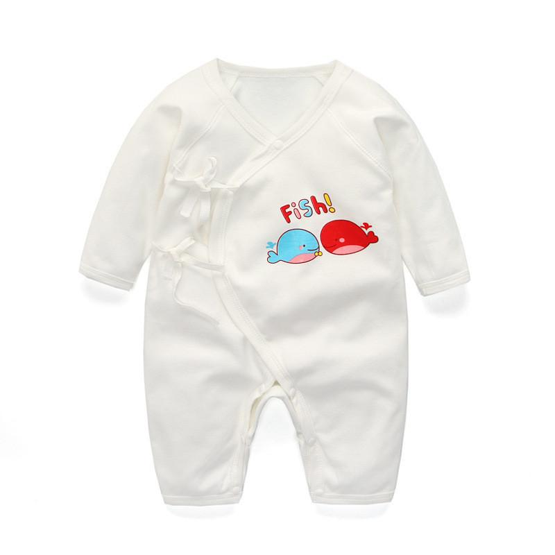 b0d7e44a5 2019 Good Quality Unisex Baby Rompers Infant Jumpsuits For Newborn ...