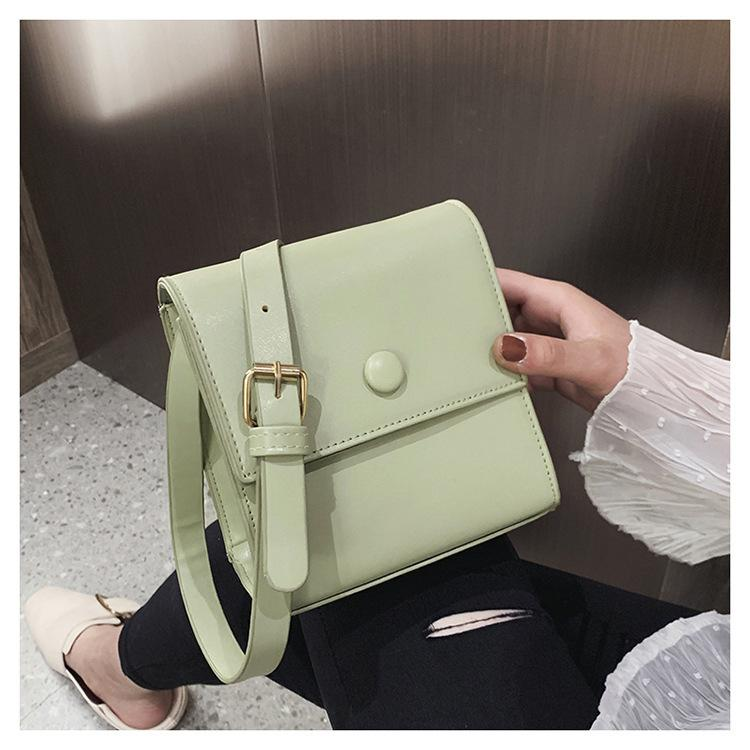 Fairy2019 Tasche Sommer Small Square Renovate Einzel-Schulter-Messenger Mini Frau Package