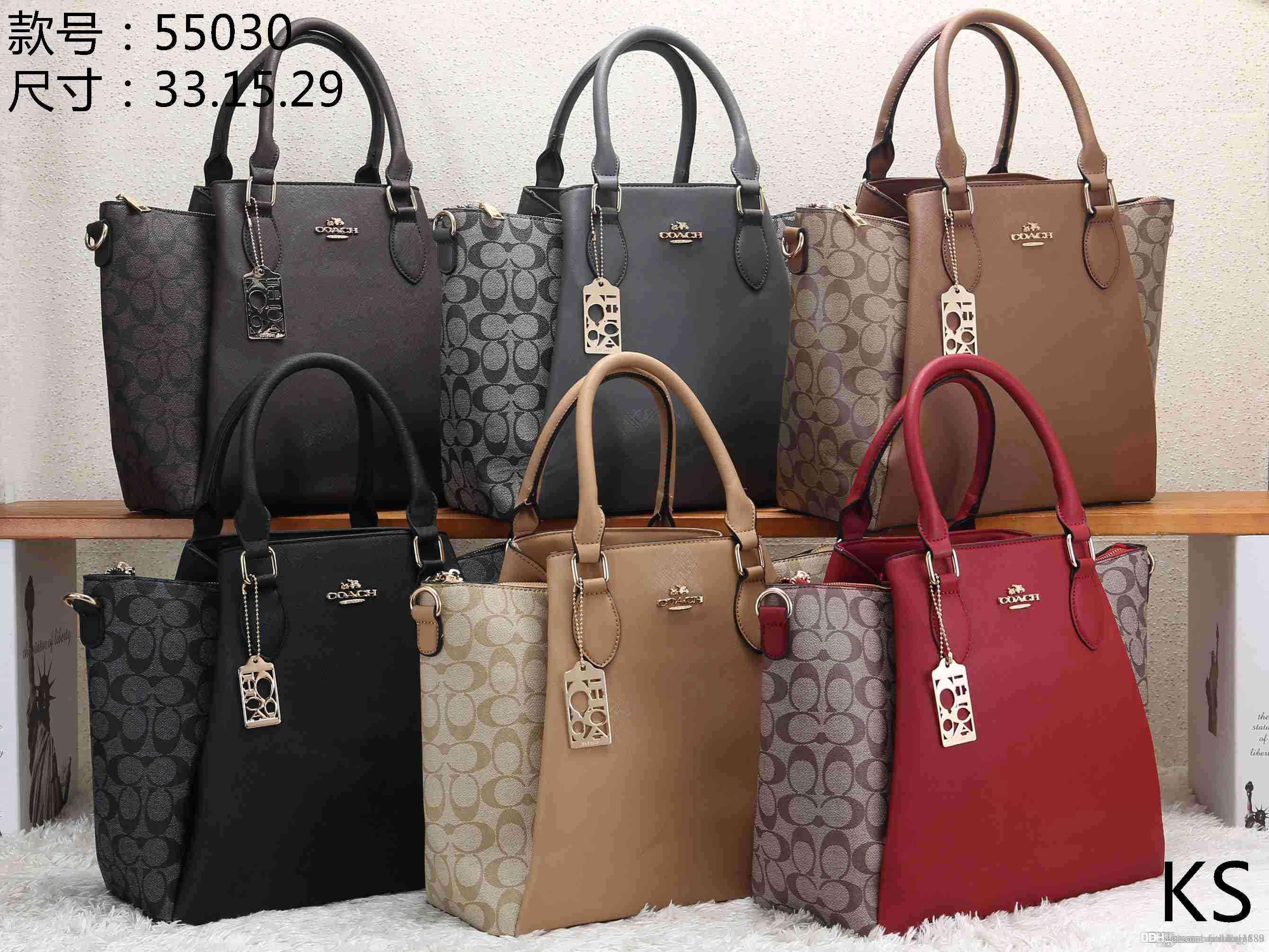 9ed4c60fa73a 2019 MK 55030 KS NEW Styles Fashion Bags Ladies Handbags Designer Bags  Women Tote Bag Luxury Brands Bags Single Shoulder Bag From Fmkbags888, ...