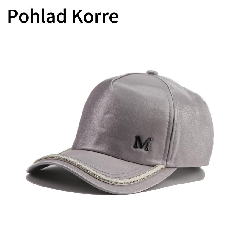 4f23c2f8e94 New Design Quality Fashion Women S Hat Man Smooth M Embroidered Women  Baseball Cap Men Hat Snapback Adjustable Caps Hats BKA002 Caps Online Hats  And Caps ...