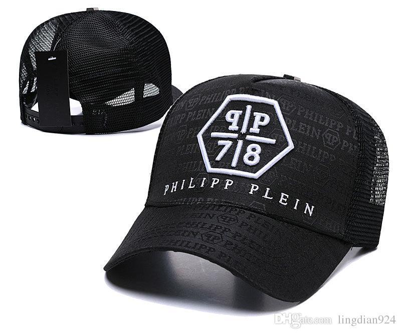 bd1eea7122c Cheap PP Snapback Hats Black Casquette Mens High End Hat Trendy Womens GOLF  Ball Caps Designer Baseball Hats Headwear Dad Caps DF15G22 Baseball Caps  For ...