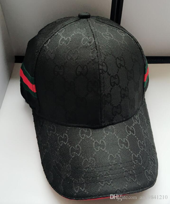 2019 Newest Fashion Top Sale luxury designer Cap Snapback Baseball Caps Leisure Adjustable Snapbacks Hats Casquette outdoor golf sports hat