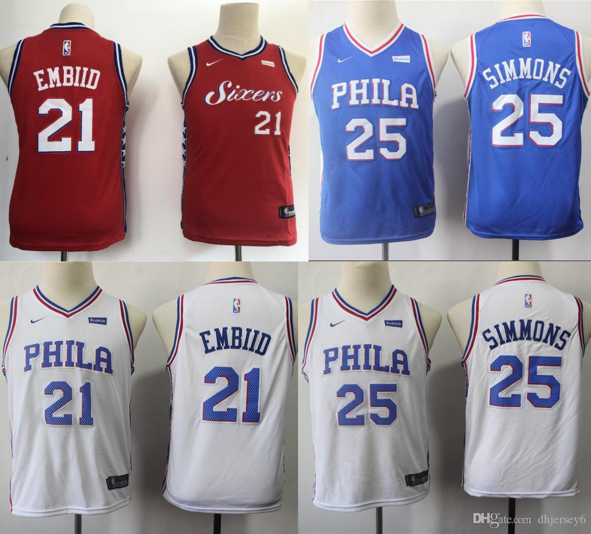 new product 1df57 dd3c4 jj redick city jersey