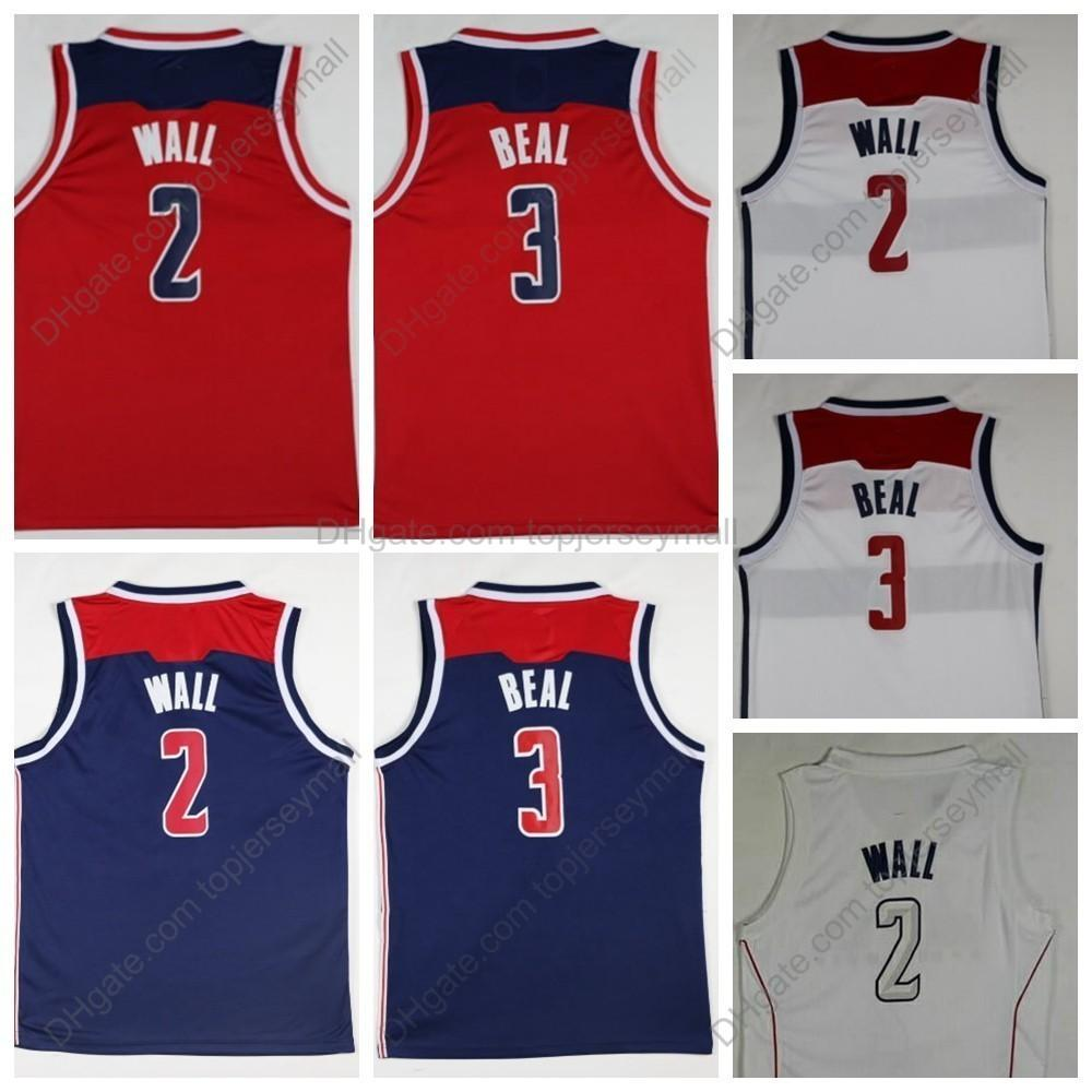 on sale 1e37e ae7f3 2019 Earned Mens John Wall Jersey Bradley Beal Jersey Edition Cheap  Basketball Jerseys City John Wall Top Quality Stitched S-XXXL