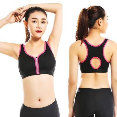 97cff30da92c2 Ring-free Sports Bra Shockproof For Yoga Or Bodybuilding Seamles One ...