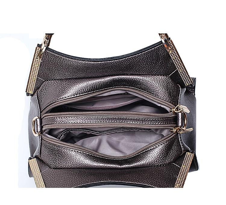 Модные женские сумки через плечо из кожи аллигатора Сумки через плечо с крокодиловой сумкой