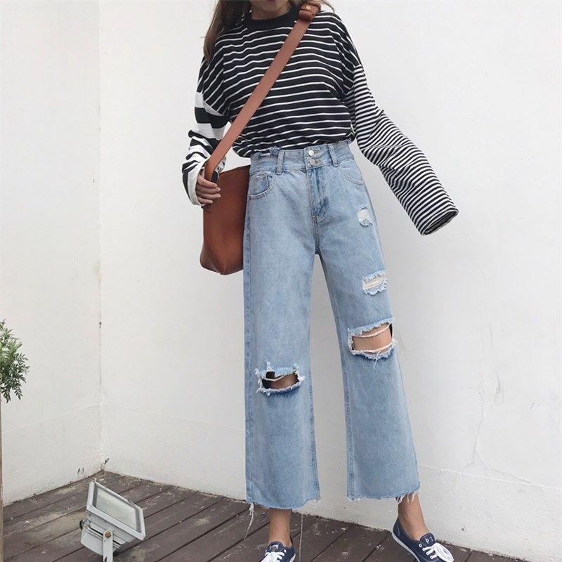 Frumuseţe Preț Competitiv Ai Grijă La Jeans Rotos Sueltos Aplusroyalcab Com
