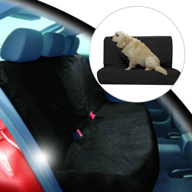 Dog Car Protector >> Free Shipping Yentl Pet Supply Waterproof Pet Car Seat Protector Cover Dog Car Rear Seat Cover Black Amazon Hot Sales Discount