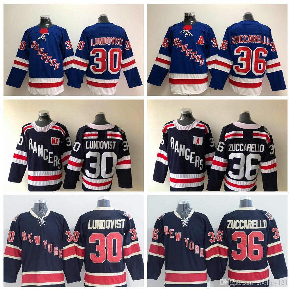 detailed look 7b451 38c24 henrik lundqvist alternate jersey