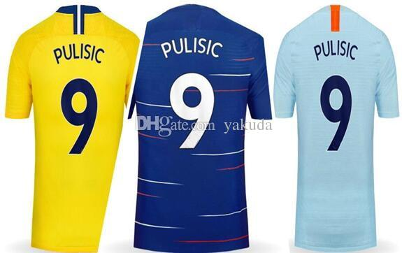 2019 2018 Customized Home 22 Willian Thai Quality Soccer Jerseys ... 899ff6a89