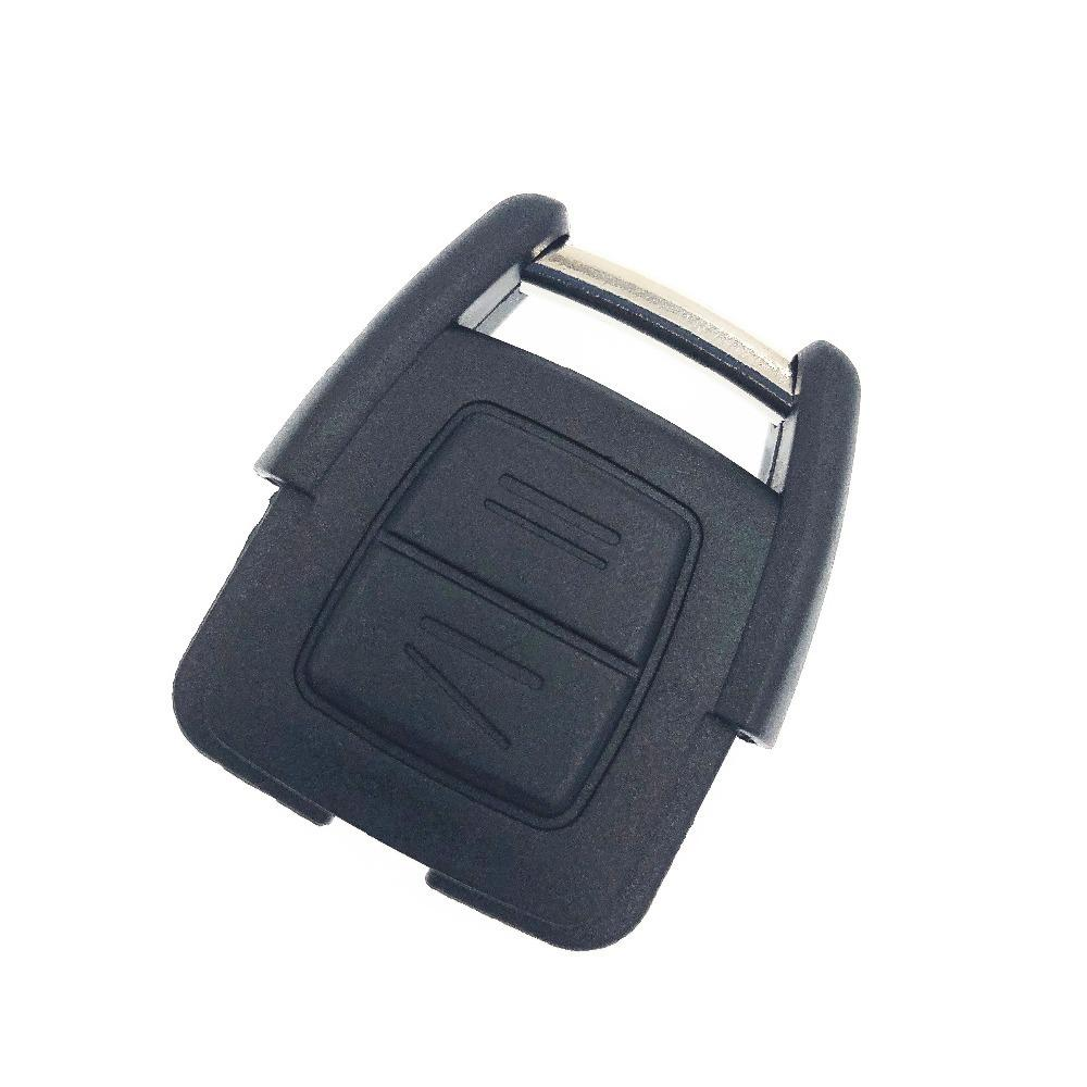 Automobilia Nice Leather Key Case/fob For Vauxhal In Black Color Vehicle Parts & Accessories
