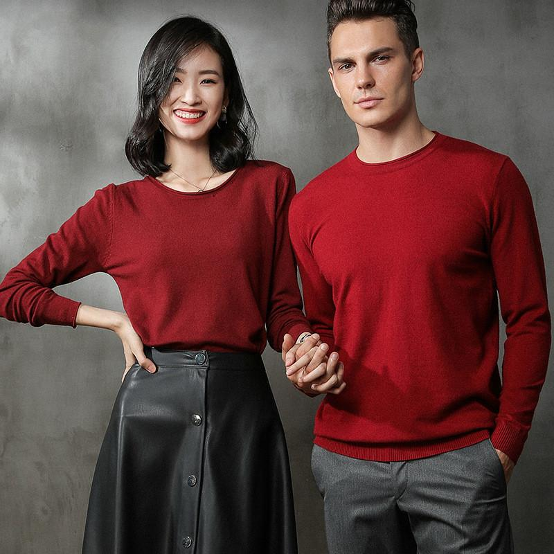 Pullovers Sweaters Men Long Sleeve Pullovers Slim Fit Knitting Clothing Outwear Man O Neck Loose Casual Wool Soft sweaters Tops