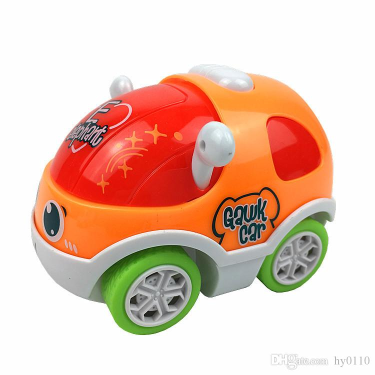 2019 Hot Sale Inertia Car Kids Simulation Model Cars Cartoon Toys