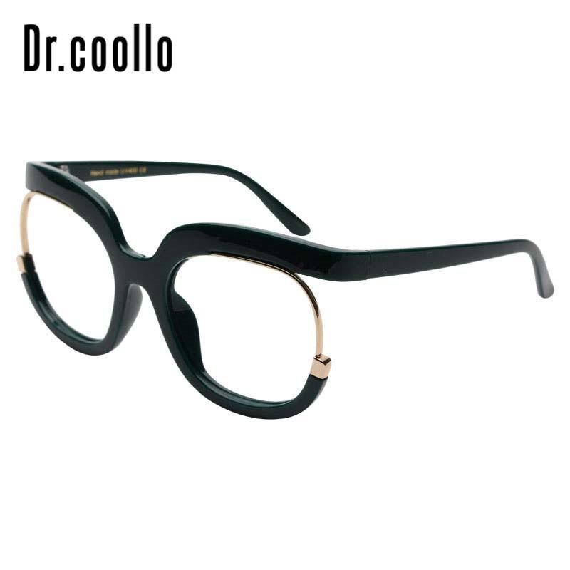 9b815fdb9da 2019 Full Rim Fancy Creative Oversized Prescription Photochromic Glasses  Myopia Vintage Retro Optical Glasses Spectacle Frames From Marquesechriss