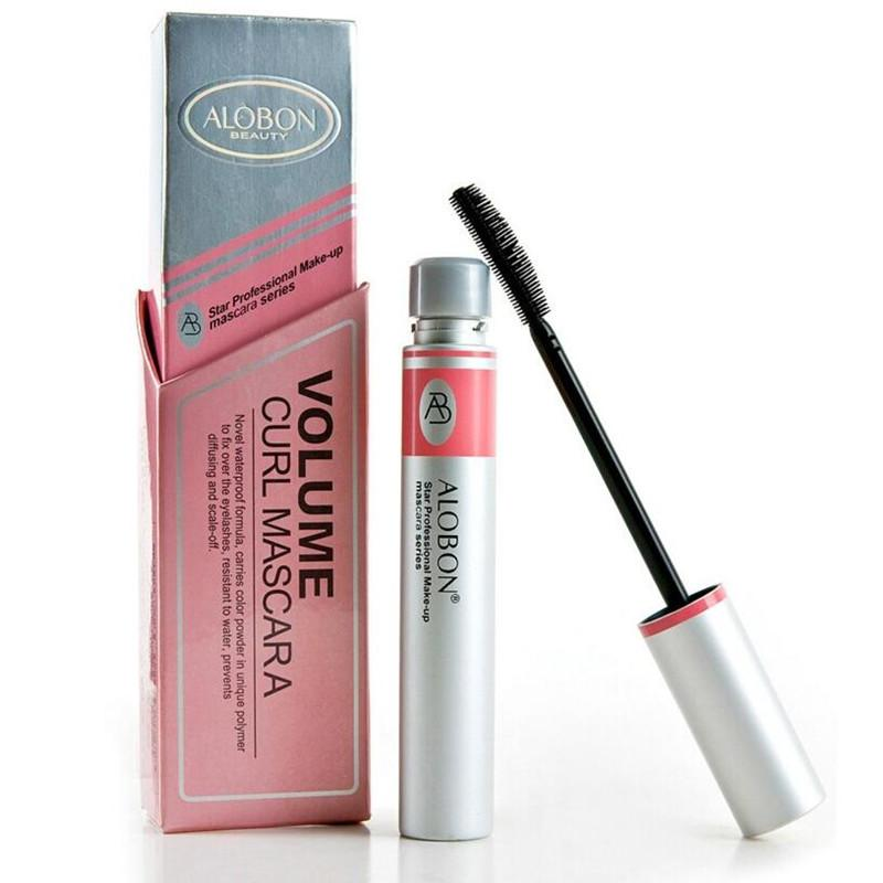 e99a050a9a7 Black Ink Alobon 3d Fiber Lashes Mascara Individual Curl Eyelash Extension  Colossal Mascara Volume Express Cosmetics Makeup Makeup Palette Cheap Makeup  ...