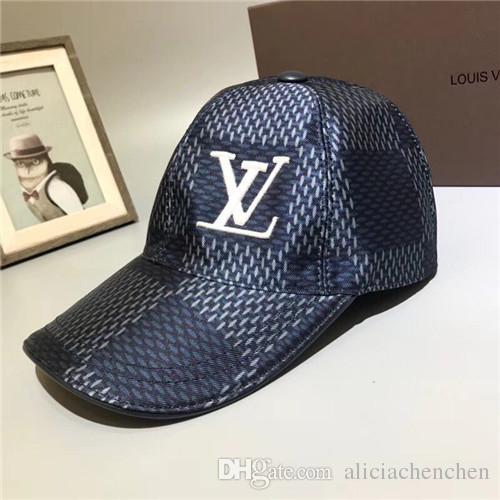 75a72638b 2019 New Summer hot Ball Hats luxury Unisex Spring Autumn Snapback Brand  Baseball cap for Men women Fashion Sport football designer Hat