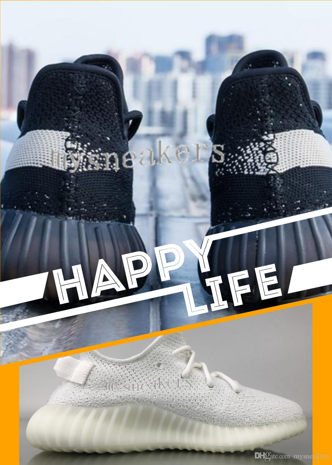 91d082c76 2019 Top Quality V2 Static 3M Butter Sesame Zebra Cream White Blue Tint  Semi Frozen Yellow Beluga Black Red Women Sneakers Running Shoes US5 13  From ...