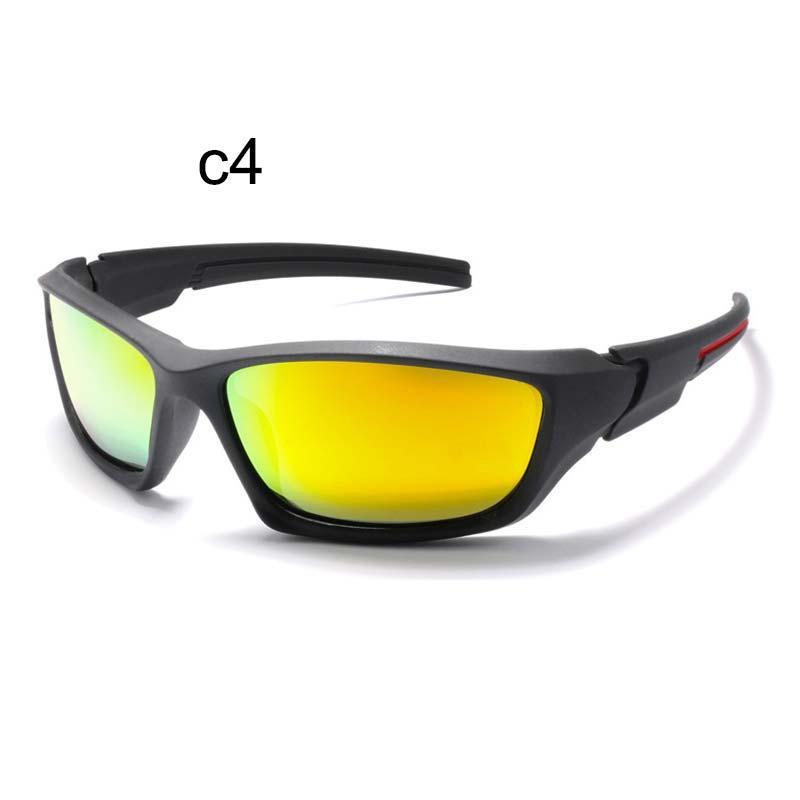 cbe86962a Compre Gafas De Sol Polarizadas Deportivas Polaroid Gafas De Sol A Prueba  De Viento Espejo De Conducción UV400 Para Hombres Mujeres Gafas De Sol 2019  A ...