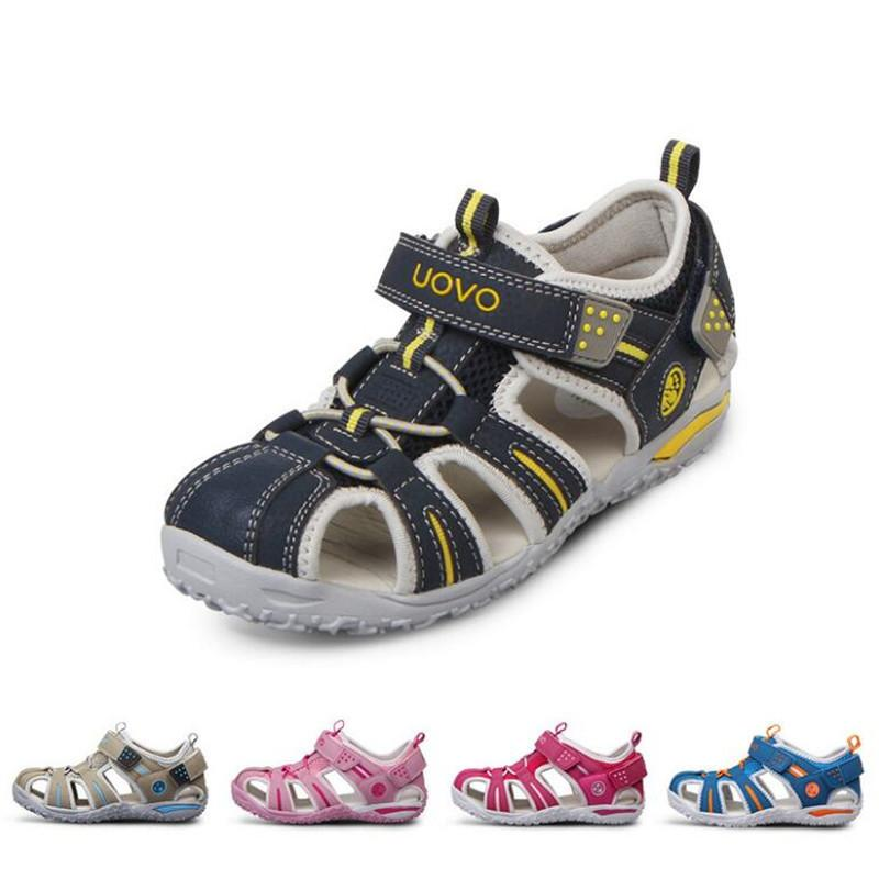 Mother & Kids Sneakers Nice 2019 New Boy Sandals For Children Kids Shoes Closed Toe Summer Beach Boys Girls Sandals Shoes Sneakers Summer Kids Sandals