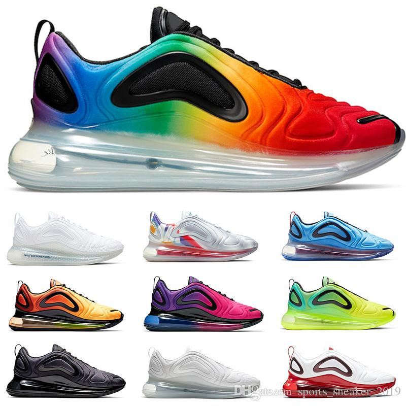 720 Hombre Puesta Sol Nos Pride Volt Amanecer Diseñador Diferencias Mujer Zapatillas Nike Negro Rojo Max De Running Air Carbono Betrue FTc3K1lJ
