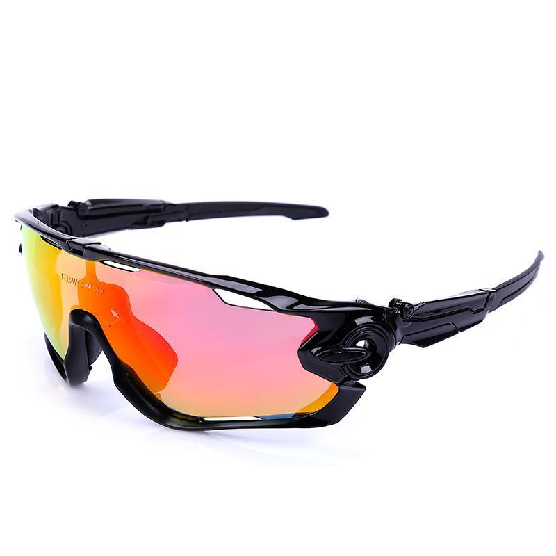 14453dbd38d 2019 JBR Cycling SunGlasses Mountain Bike Goggles 4 Lens Cycling Eyewear  Bicycle Glasses UV400 Polarized Myopia Jaw From Bunner