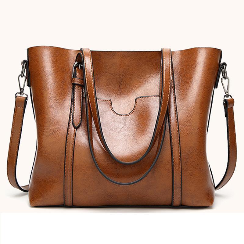 bester Service Gedanken an am besten wählen Frauen Tasche Frauen Sling Tote Umhängetasche Luxus Handtaschen Outlet  Weiche Ledertaschen Hohe Kapazität Handtasche Vintage Designer