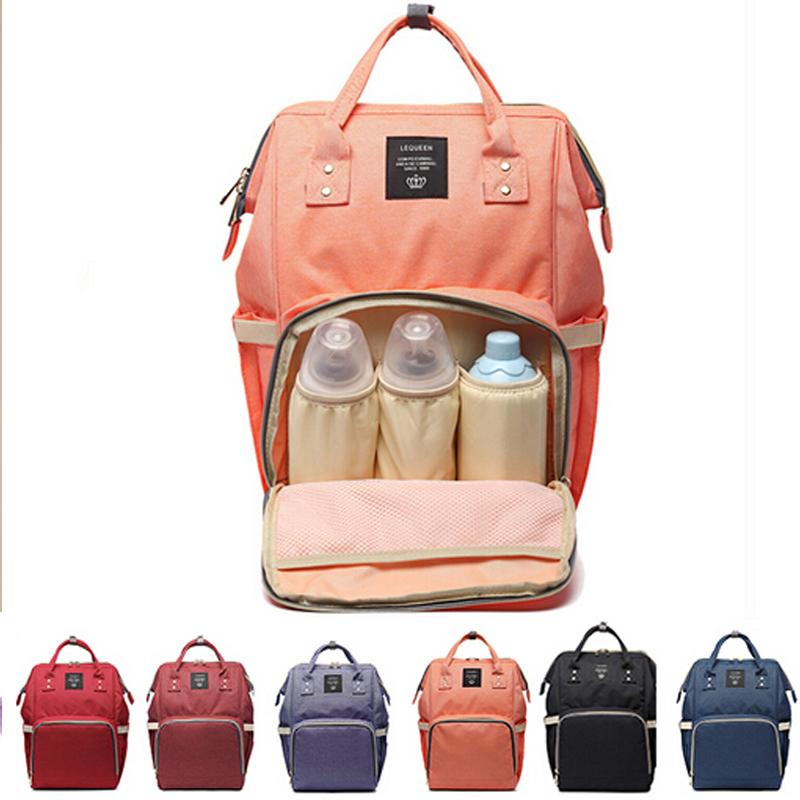 8369b05147b0c 2019 2019 Fashion Mummy Maternity Nappy Bag Brand Large Capacity Baby Bag  Travel Backpack Designer Nursing For Baby Care From Singnice