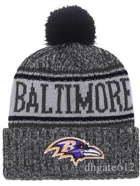 New Fashion Unisex Winter Ravens Hats BAL Beanie For Men Women Knitted  Beanie Wool Hat Man Knit Bonnet Beanies Gorro Warm Winter Cap 01 Bow Ties  For Dogs ... 709c89c2a