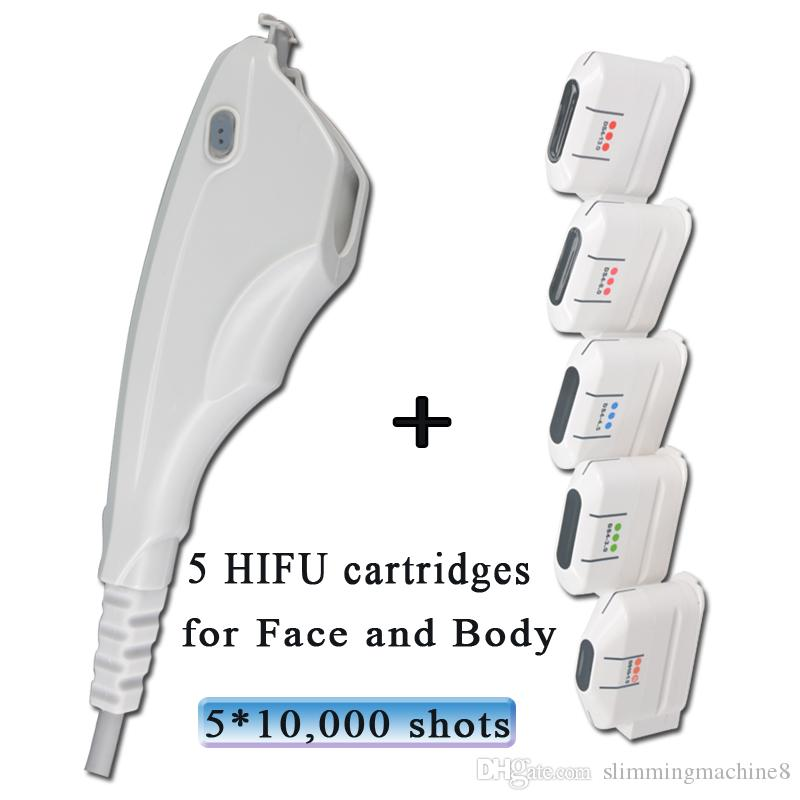 hifu Vaginal Rejuvenation New Hifu Machine for Tightening Style 3.0mm & 4.5mm cartridges Spa Salon use