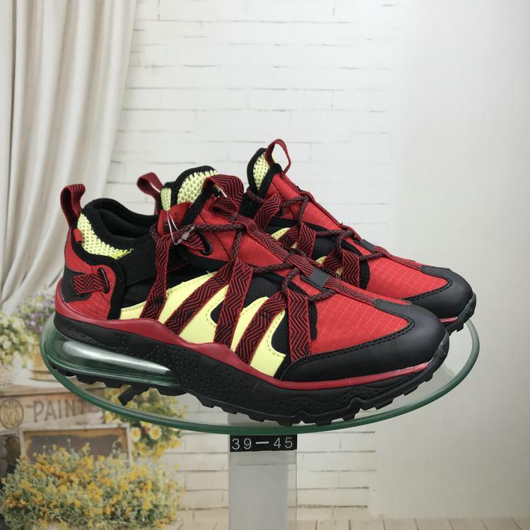 regarder a816b bb49e 2019 Nike Air Max 270 nouvelle couleur assortie 270 coussin chaussures de  sport chaussures de sport designer concepteur décontracté hommes et femmes  ...