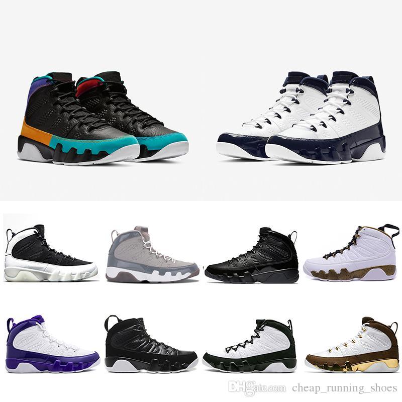 100% authentic bd9c5 79785 Dream It Do It UNC 9 IX 9s Mens Basketball Shoes LA Oreo University Blue  Bred Space Jam Men Sports Sneakers US 8 13 Sport Shoes Mens Sneakers From  ...