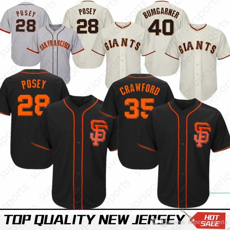 newest 86c34 8890b buster posey giants jersey