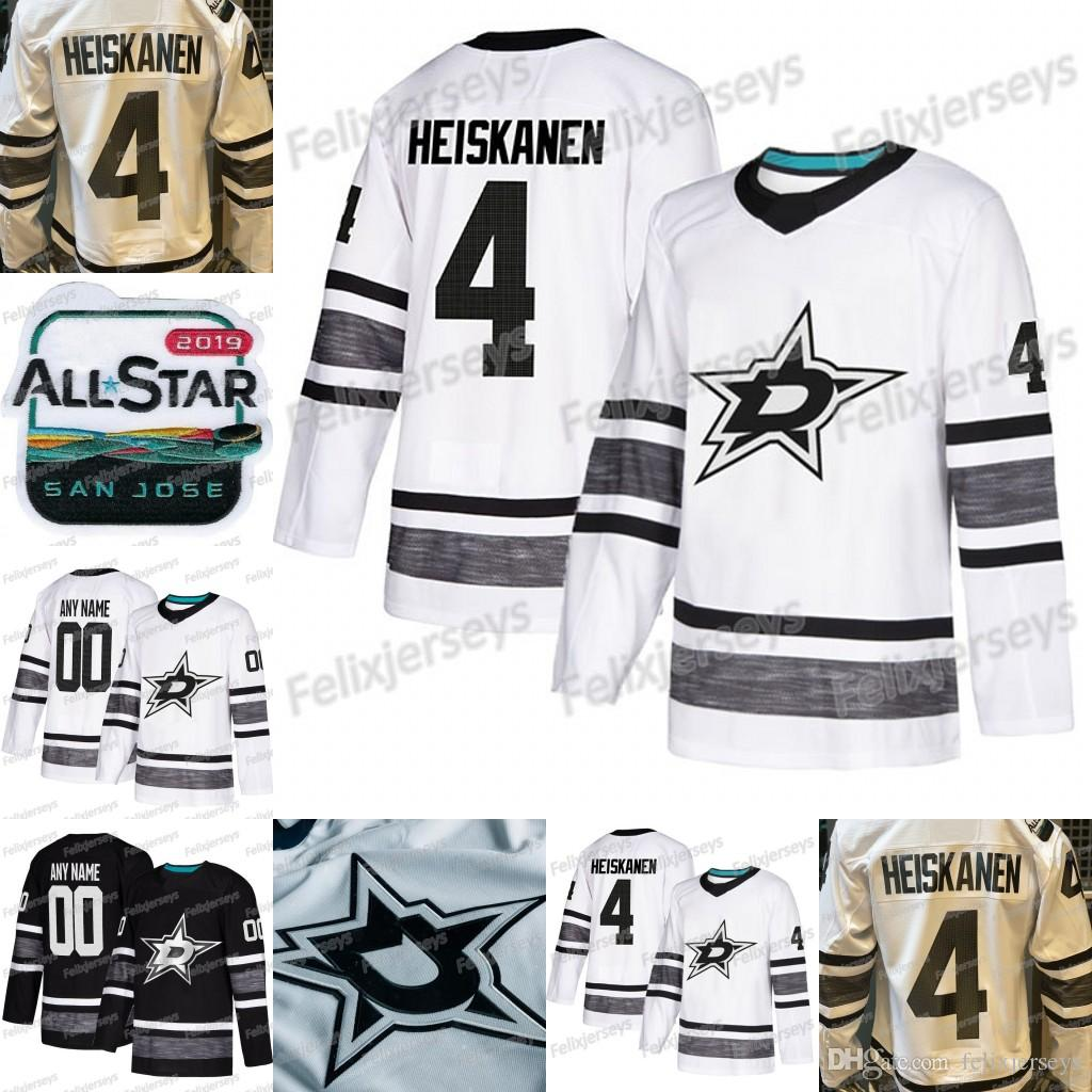 dfd393ed5bb Dallas Stars 2019 All Star Jamie Benn Alexander Radulov Jason Spezza ...
