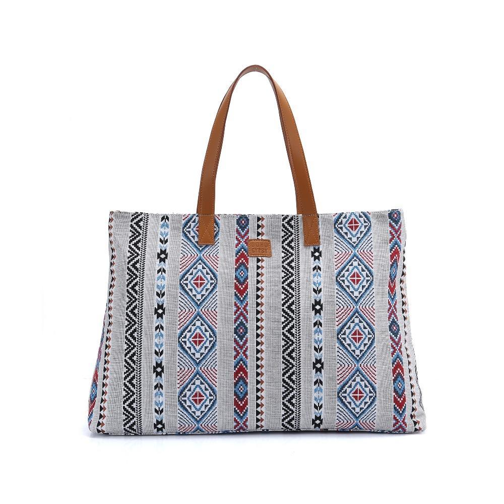 15c28a2606 BOHO Gypsy Women Tribal Tote Bag Large Shopper Handbag Designer Inspired  Bohemian Beach Travel Weekender Gym Mummy Diaper Bag Messenger Bags For Men  Hobo ...