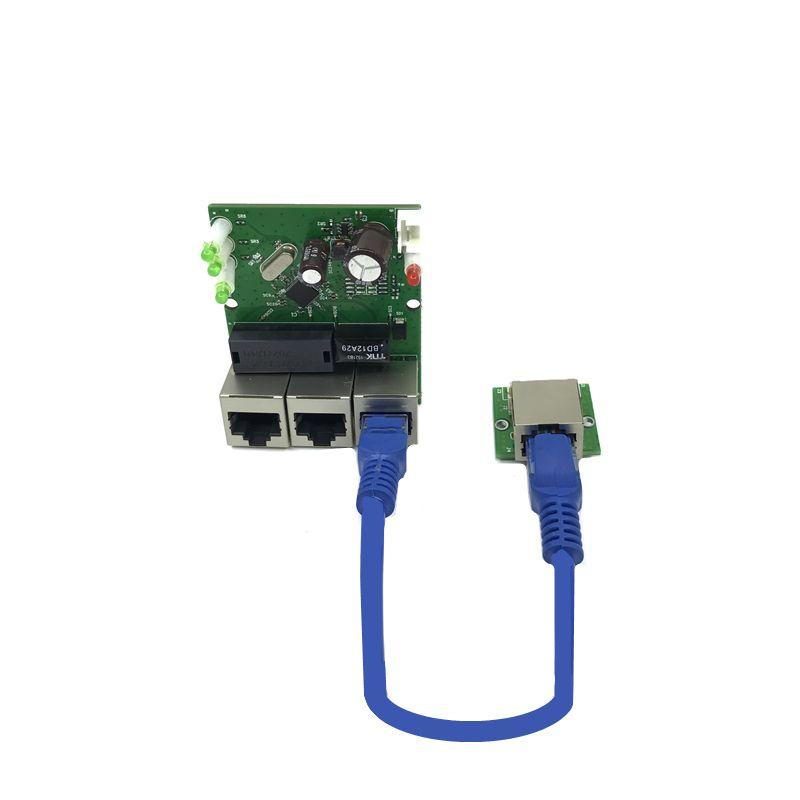Schema Cablaggio Rete Lan : Acquista scheda di switch hub di rete lan 10 porte ethernet 10