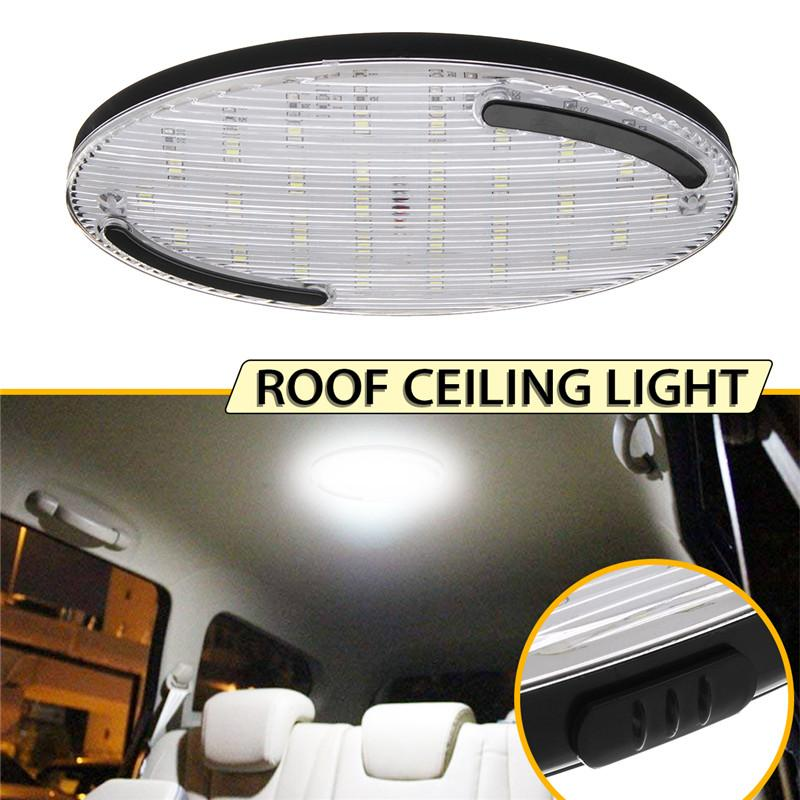 2019 12W 12V 30LED Interior Dome Light For Car Interior LED Roof Ceiling  Reading Light For Boat RV Truck LED Ceiling Light From Zehancar, $10.53 |  DHgate.