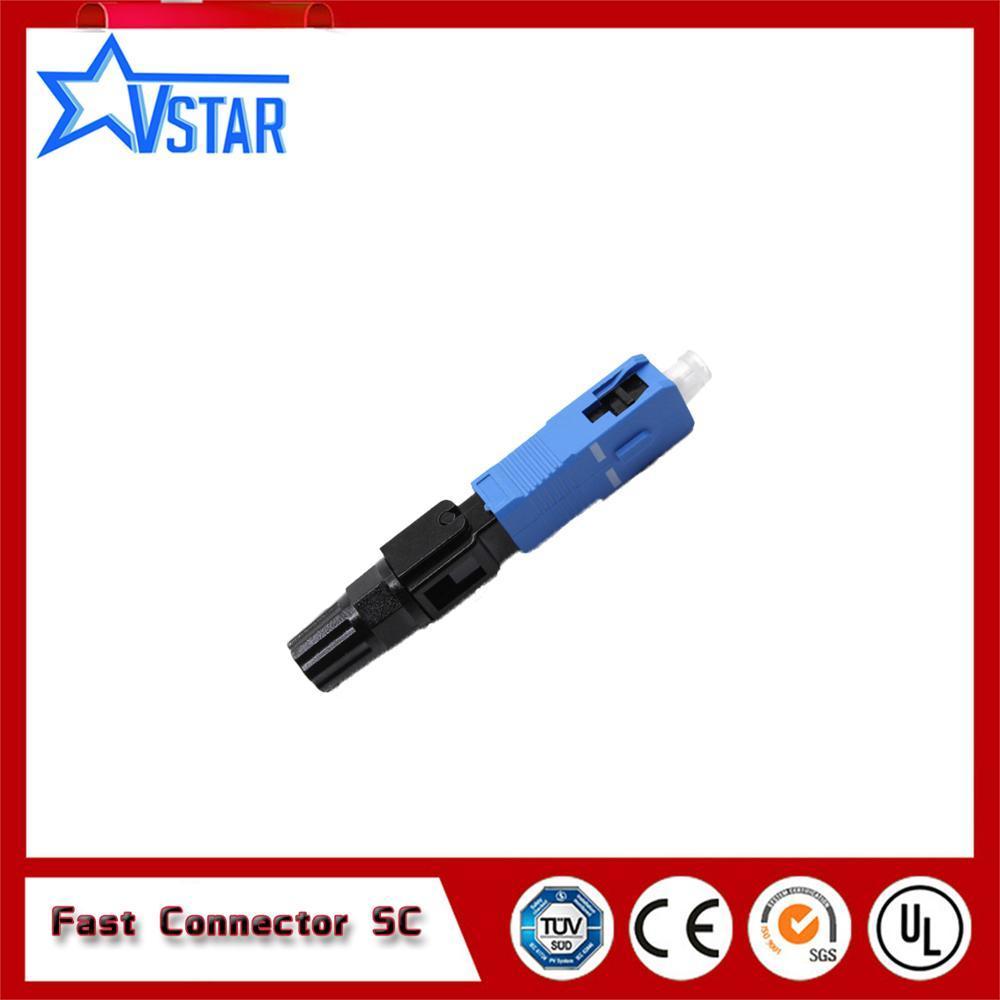 Compre FTTH SC   UPC Mm 50 125 Conector De Fibra Óptica   Sc Mm De Fibra  Conector Rápido De Cloudless,  137.12   Pt.Dhgate.Com 0ae8dc60ff