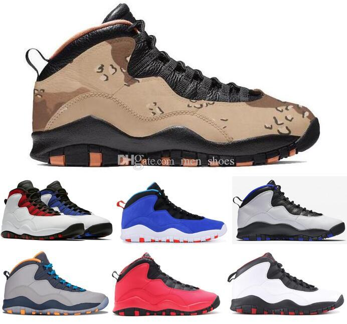 High Quality 10 10s Desert Camo Westbrook Class Of 2006 Fusion Red