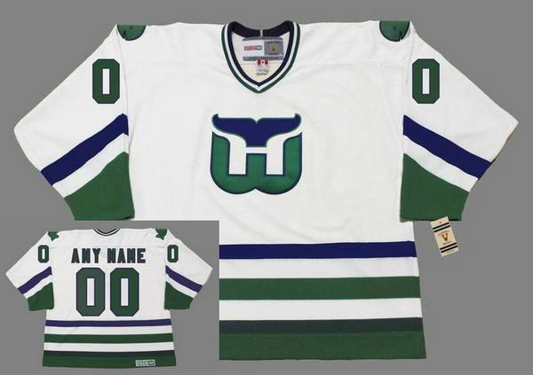 2019 Men Women Youth Hartford Whalers 1989 CCM Vintage Away 5 ULF  SAMUELSSON 10 Ron Francis 44 Chris Pronger Pierre LaRouche Goalie Hockey  Jersey From ... daf8cb454