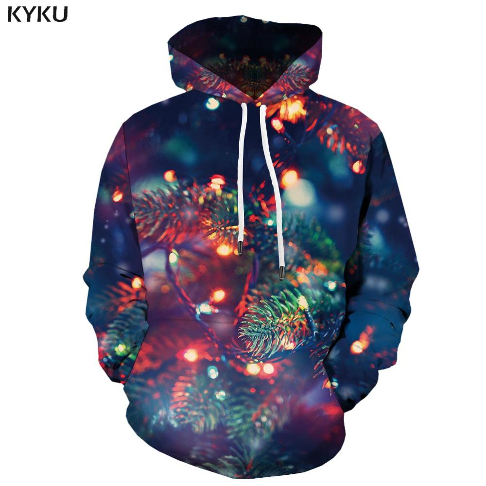 lowest price 3e409 a28c0 2019 3d Hoodies Xmas Tree Hoodie Men Christmas Hooded Casual Colorful Hoody  Anime Lantern Hoodes 3d Party Hoodie Print Unisex Graphic From Redbud03, ...